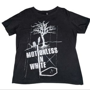 Motionless In White Band Shirt